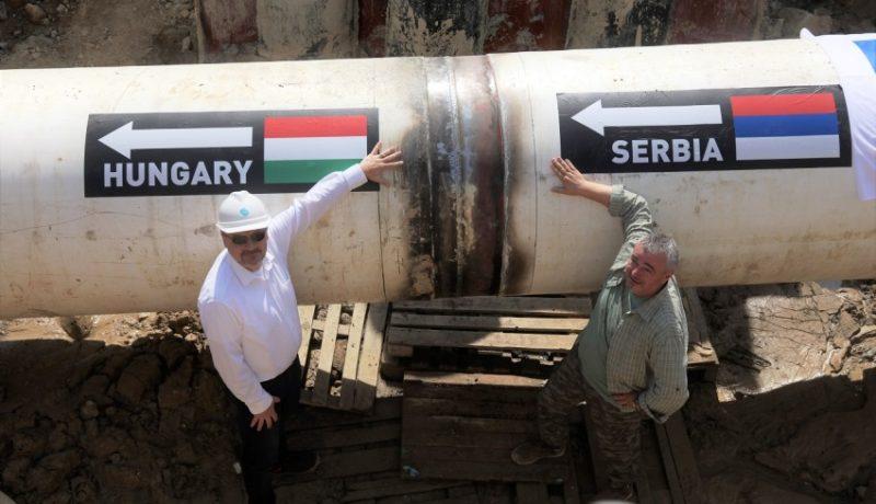 Srbija tranzitna zemlja gas