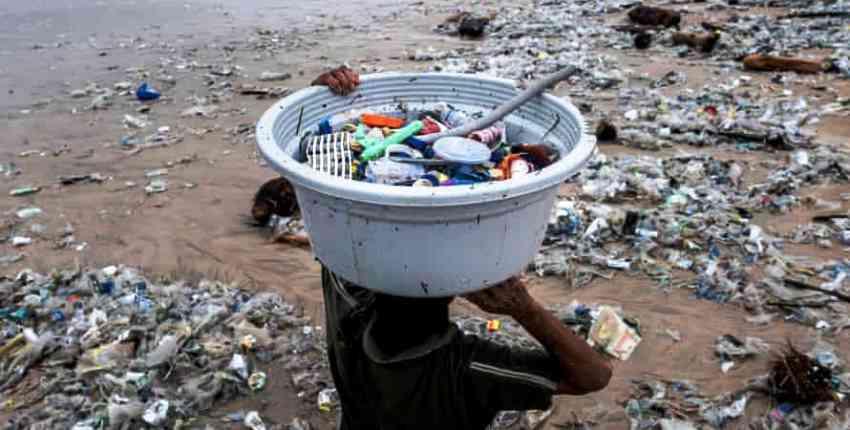 zagađenja plastikom