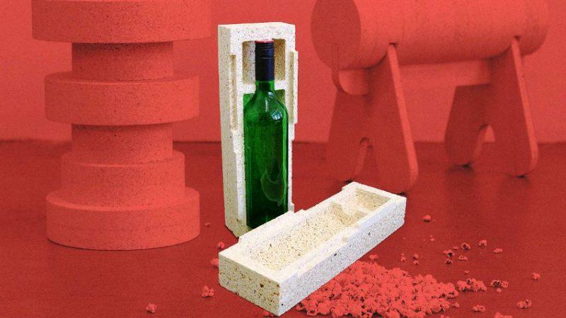 Kokice konkurencija plastici u industriji ambalaže