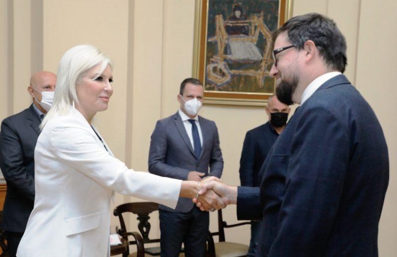 memorandum o saradnji Srbije i Poljske