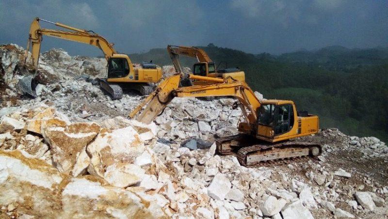 kazne za nelegalnu eksploataciju mineralnih resursa