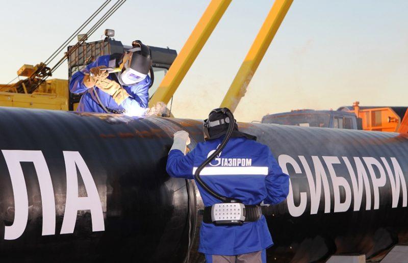 Gasprom povećao isporuke gasa evropskim kupcima i Kini
