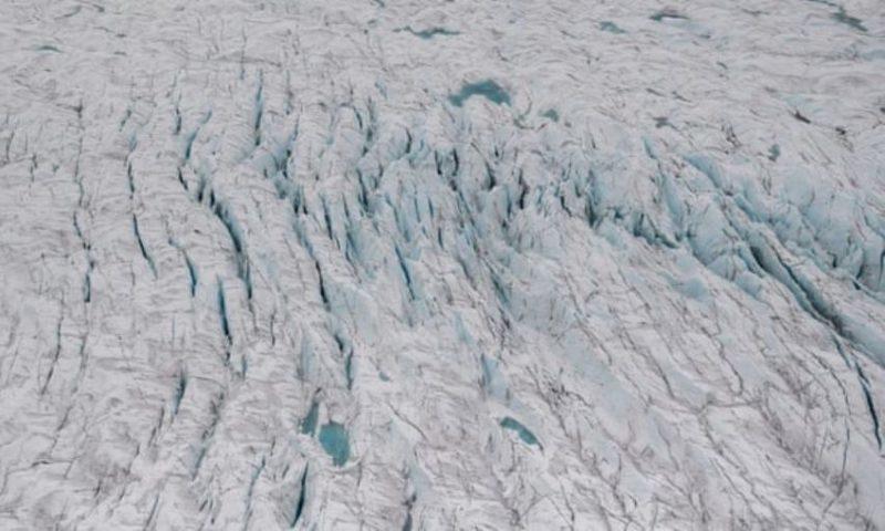 Klimatske promene uzrokovale rekordno topljenje leda na Grenlandu