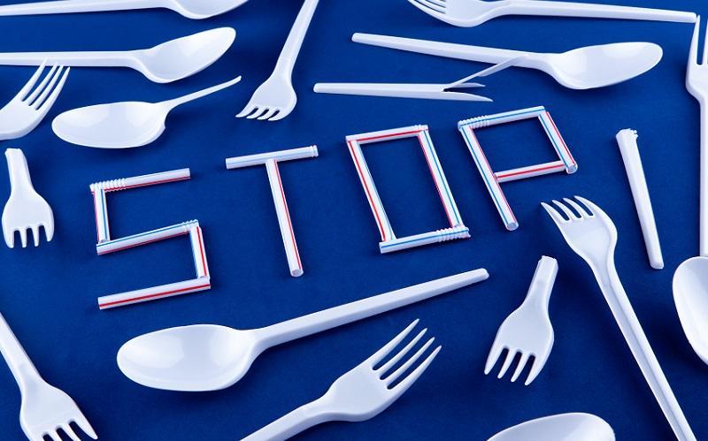 Zabrana jednokratnih plastičnih proizvoda u Sloveniji