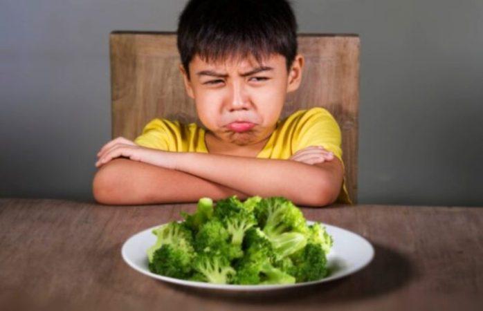 Odbojnost prema brokoliju