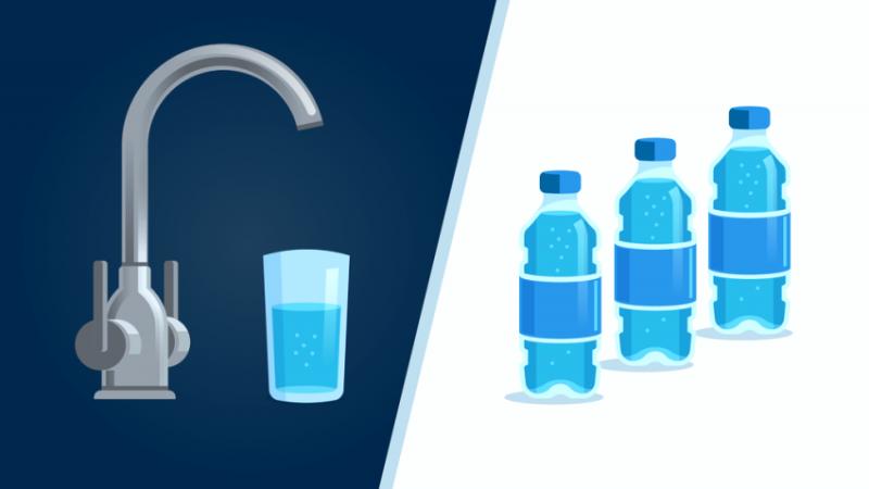 Flaširana voda iz slavine