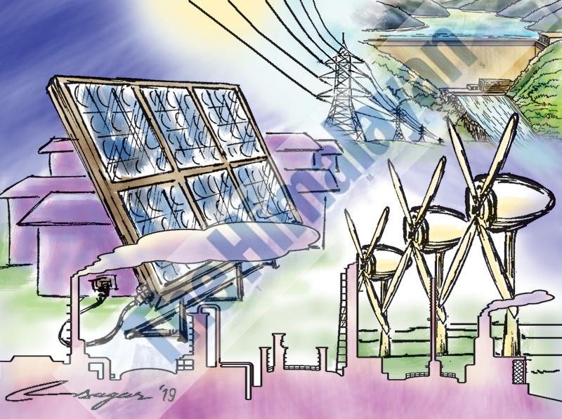 miks centralizovane i distribuirane proizvodnje energije