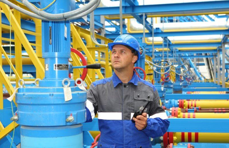 Gasprom povećao izvoz i isporuke gasa