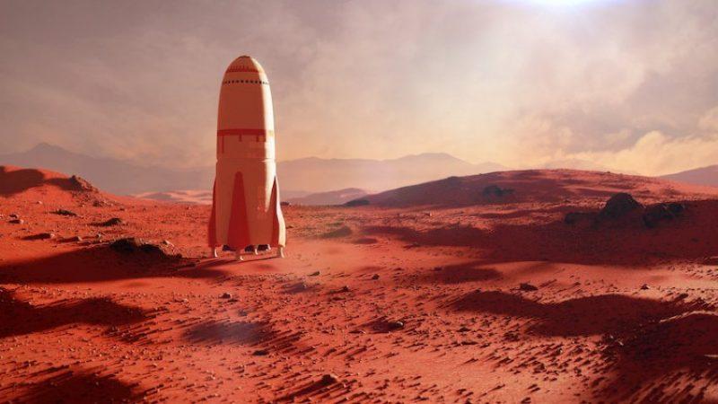Da li će biti bezbedno da ljudi lete na Mars?