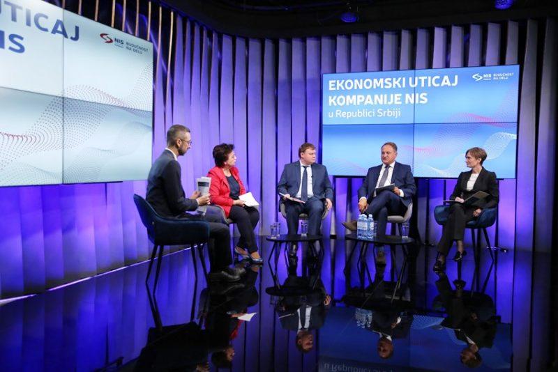 Do 2025. godine NIS će u razvoj biznisa uložiti milijardu evra